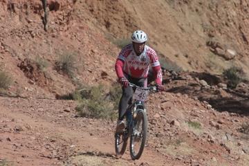 Segundo en Bici Montaña