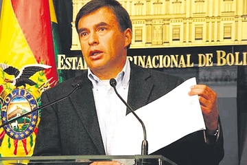 Gobierno advierte a los funcionarios vinculados a narcos