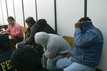 Atracadores van a San Roque tras nueva audiencia