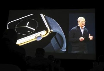 """Apple presenta un reloj inteligente """"revolucionario"""""""