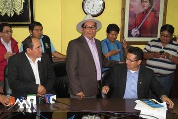 Sanabria, nuevo presidente del Consejo de la Magistratura