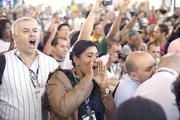 Aumentan las protestas contra Rousseff