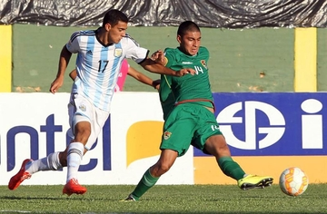 Sub 17: Bolivia recibe goleada