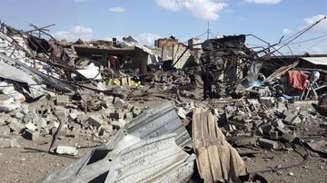 Al menos 20 muertos en siete atentados con coche bomba