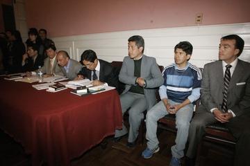 Liberan a Carlos Quisbert  y anuncian juicio a jueza