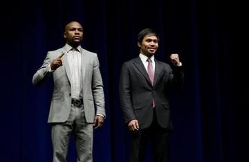 Prevén que pelea entre Mayweather Jr. y Pacquiao romperá récords
