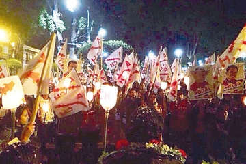 La huelga de Ayllón podría masificarse