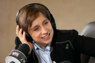 Radio mexicana termina relación laboral con periodista Carmen Aristegui