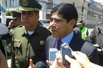 Viceministro Pérez justifica audio y culpa a Cossío