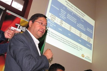 Bolivianización bajaría deuda de Elapas en 88%