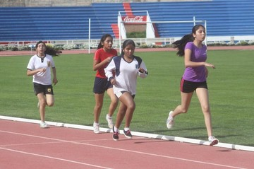 Atletismo alista torneo