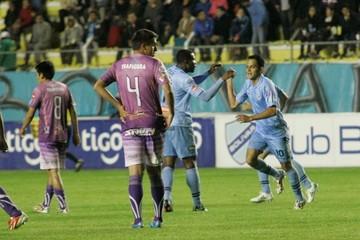 Con poco brillo, Bolívar derrota 2-1 a Real Potosí