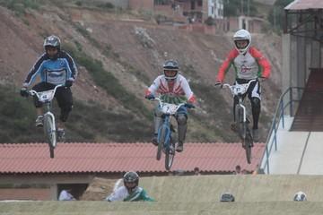 BMX alista su selección