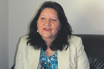 Apolonia Rodríguez quiere un municipio de calidad