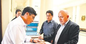Fiscalía presenta acusación contra Goni por Fondesif