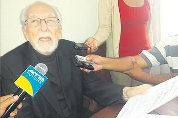 Justicia analiza pedido de extradición de Belaunde