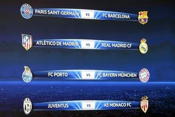 Sorteo de la Champions depara un duelo fratricida entre el Madrid y Atlético