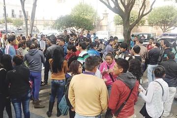 Copa y el MAS agitan las aguas en la Universidad