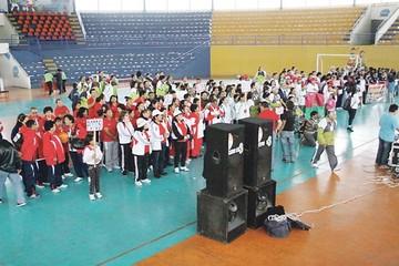 Torneo reúne a ex alumnos