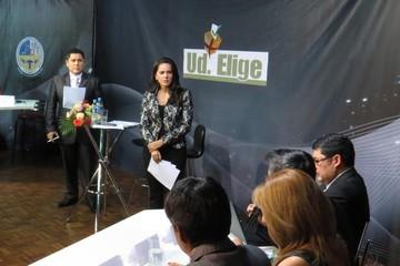 Foro debate de hoy reúne a los candidatos a la Alcaldía
