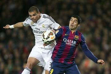 El Barcelona vence al Madrid en el clásico español