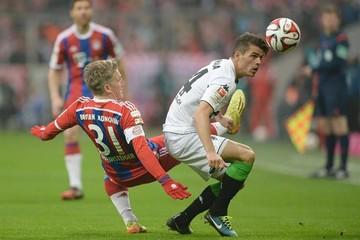 Bayern sufre otra derrota
