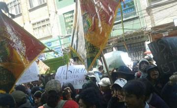 La Paz: Encarcelan a presunto feminicida