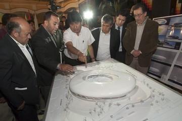Promulgan norma de expropiación de terrenos para nuevo estadio en Cochabamba