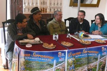 Invitan a vivir fe y tradición en Pascua de Villa Serrano