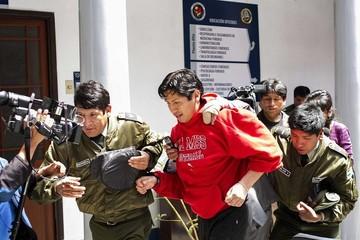 Colegio Médico de La Paz asegura que el bebé Alexander no fue violado