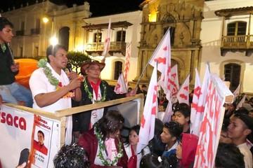 ACH dice que representa a la renovación política