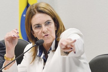 Ex presidenta de Petrobras dice que no sabía de ilícitos