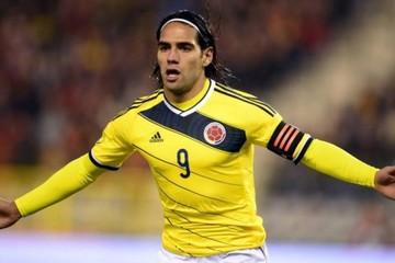 Colombia supera a Baréin con dos goles de Falcao