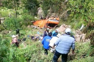 Nuevo accidente desvela precario control en rutas