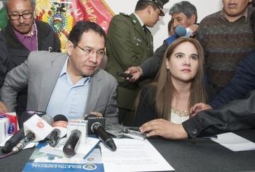 Fiscal General destituye a la fiscal de La Paz, Patricia Santos, y a seis fiscales de materia