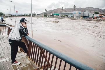 Sube la cifra de muertos por clima en norte de Chile