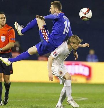 Croacia golea a Noruega y se  acerca a Francia