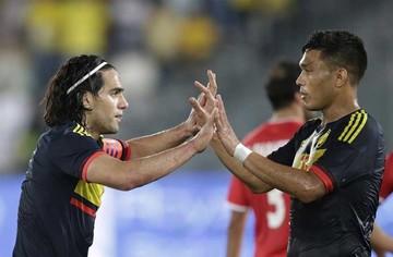 Colombia culmina ciclo con victoria  fácil ante Kuwait