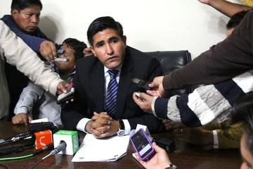 Imputan al jugador Richard Mercado tras agresión a periodista