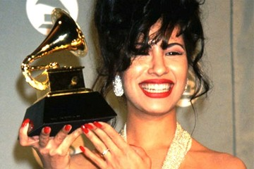 """Recuerdan a la """"reina"""" Selena en el 20 aniversario de su muerte"""