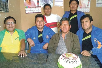 Cumpleaños de Benito Chávez