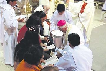 Semana Santa moviliza a cientos de cristianos