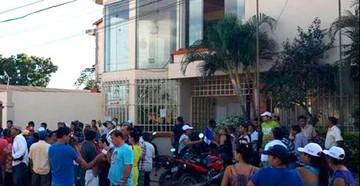 Beni: Suspenden el cómputo por falta de garantías