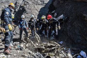 Francia cierra búsqueda de cuerpos del Germanwings