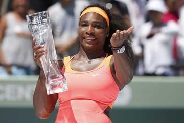 Serena apabulla a Carla Suárez