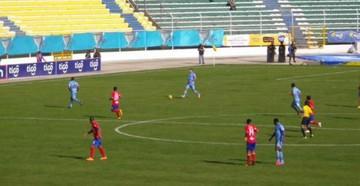 Bolívar gana con un 4-0 a la U de Pando