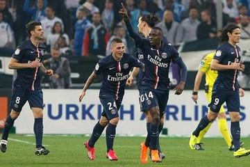 PSG gana el clásico francés y es líder