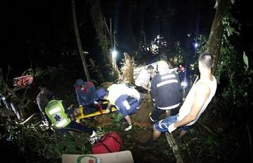 Mueren dos hinchas del Junior y 25 resultan heridos en accidente en Colombia