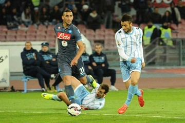 Lazio supera al Nápoles y pasa a la final de Italia