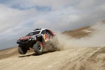 Bolivia espera la ruta del Dakar tras salida chilena